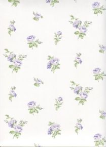 English Florals Wallpaper G34348 By Galerie